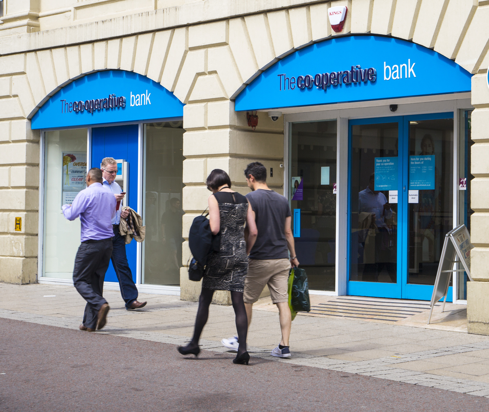 Co-op Bank to close 18 branches