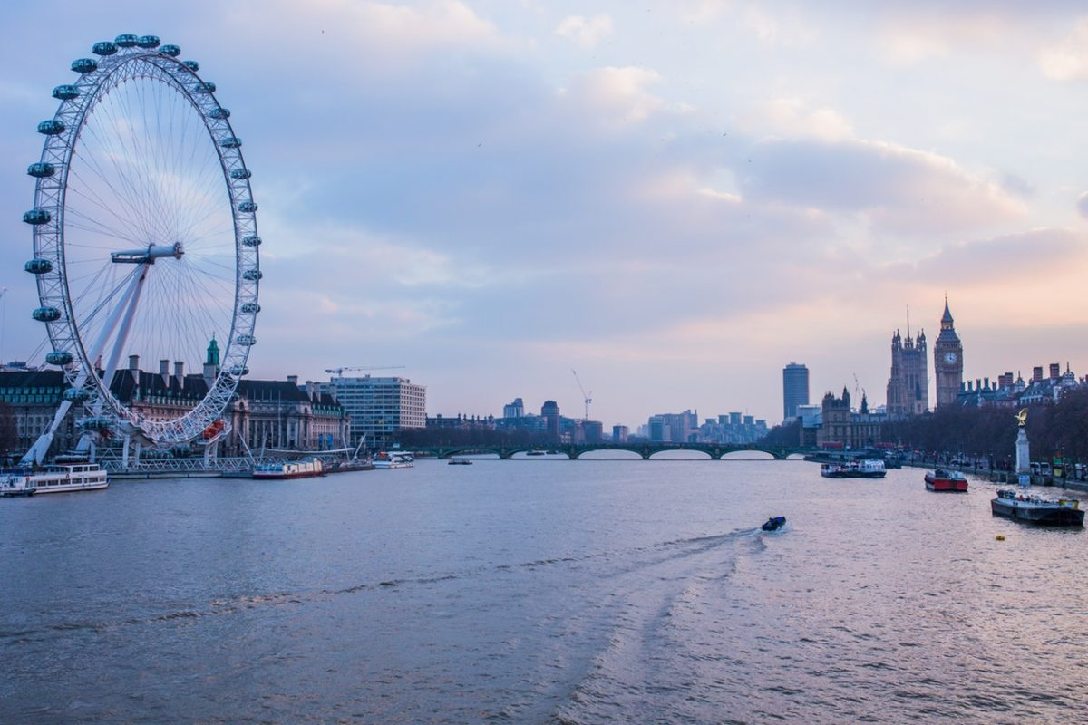 London accounts for almost half of foreign investment into UK
