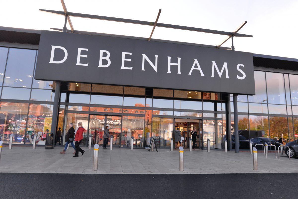 Debenhams set to close all stores