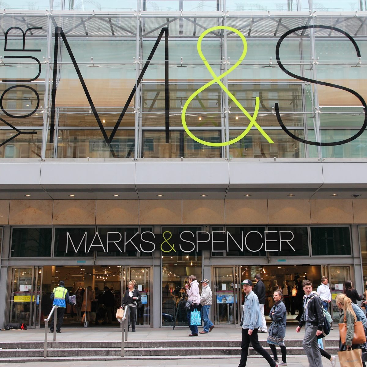 M&S set to close up to 30 stores