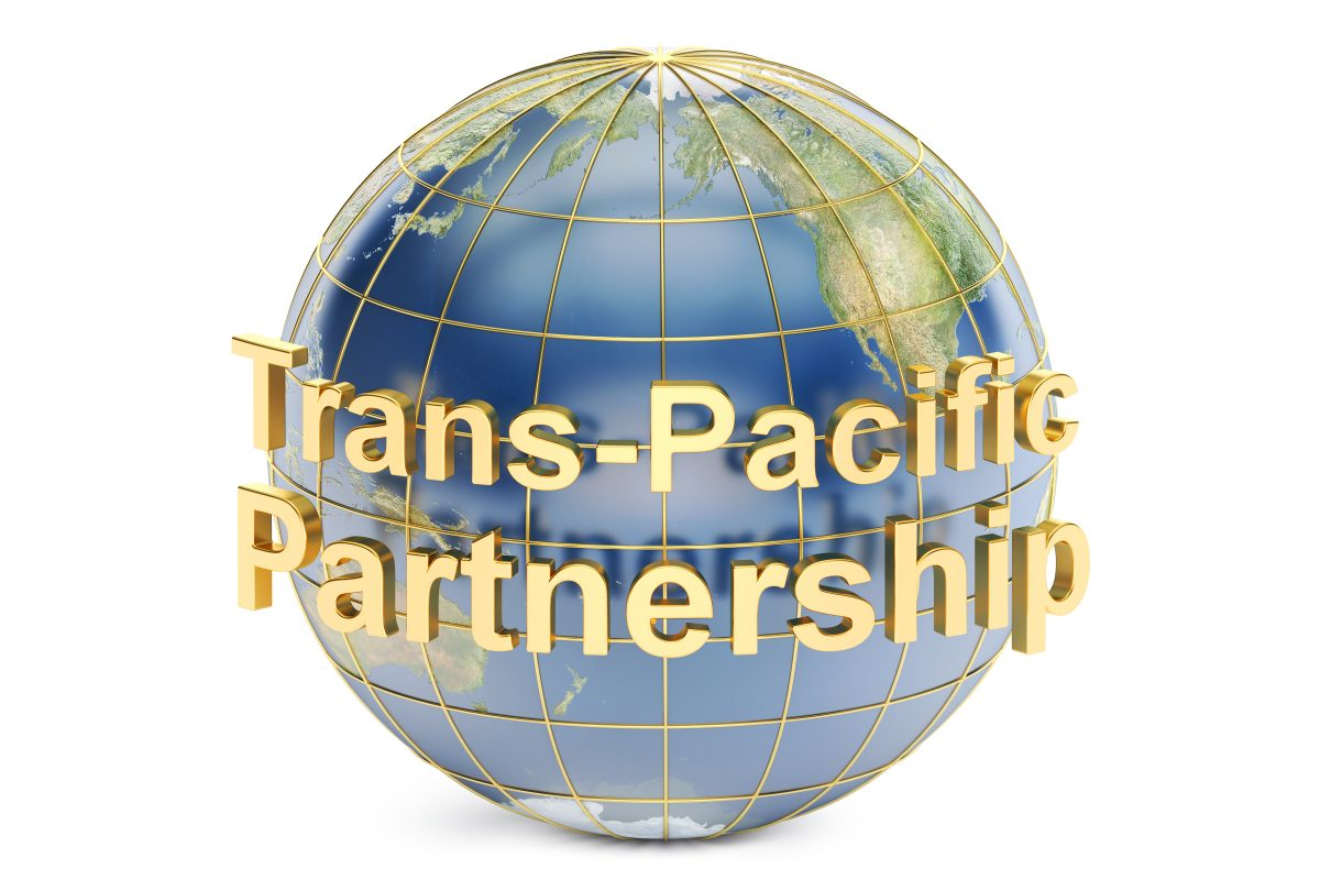 Britain seeks to join trans-Pacific trading area