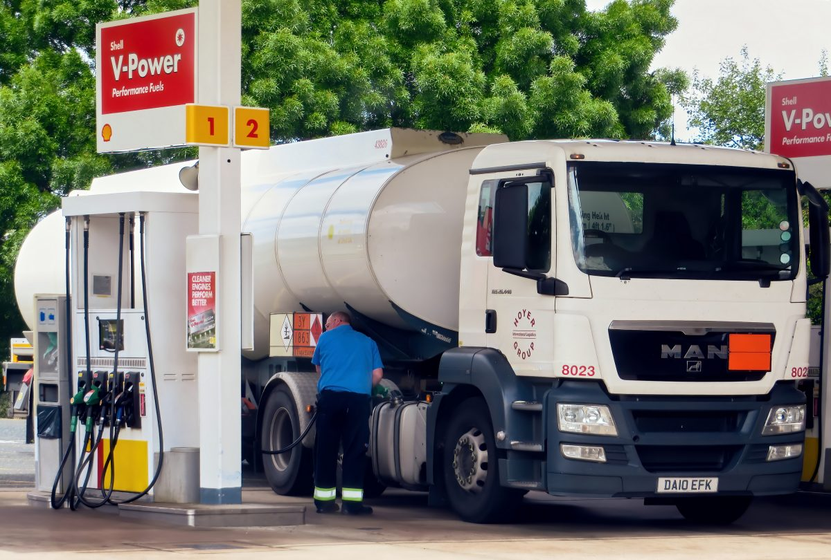Competition law suspended after panic buying of fuel